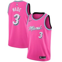 Dwyane Wade 2018-19 Miami Heat Earned Edition Jersey