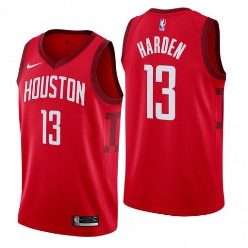 b916a9f9c James Harden 2018-19 Houston Rockets Earned Edition Jersey