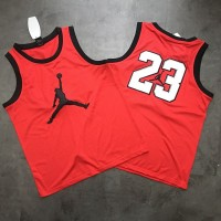 Michael Jordan Red Jumpman Jersey