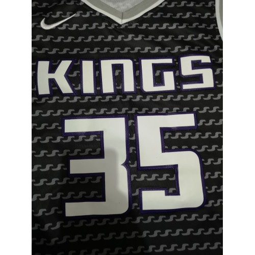 release date: a37be 4dc9c Marvin Bagley III Sacramento Kings Black Jersey