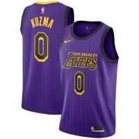 Kyle Kuzma Los Angeles Lakers 2019 City Edition Jersey