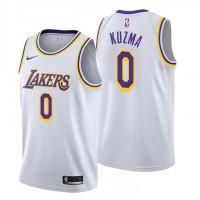 Kyle Kuzma Los Angeles Lakers 2019 White Jersey