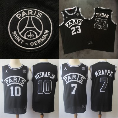 *Paris Saint Germain (PSG) Jumpman Special Edition Jerseys