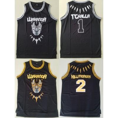 Black Panther Wakanda Jerseys