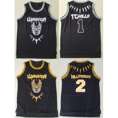 black panther jersey