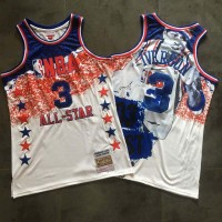 Allen Iverson 2003 All-Star Mitchell & Ness Limited Edition Jersey - Super AAA