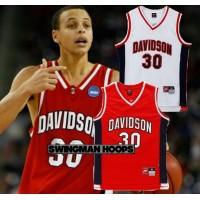 Stephen Curry Davidson NCAA Jerseys