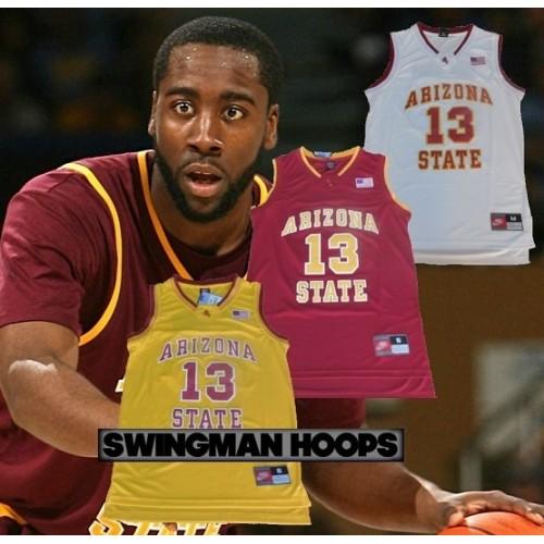 aa1314fd094 James Harden Arizona State NCAA Jerseys