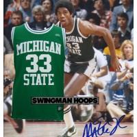 Magic Johnson Michigan State NCAA Jersey