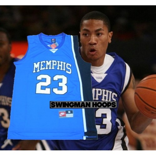 check out 55110 52022 Derrick Rose Memphis Tigers NCAA Jersey