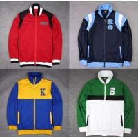 SlamDunk Zip-Up Jackets
