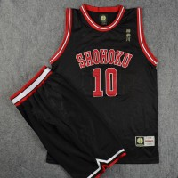 Shohoku High School Black - Authentic