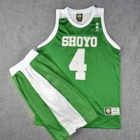 Shoyo High School Green - Authentic