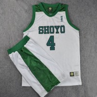 Shoyo High School White - Authentic
