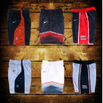 2014 White Shorts  + RM90.00